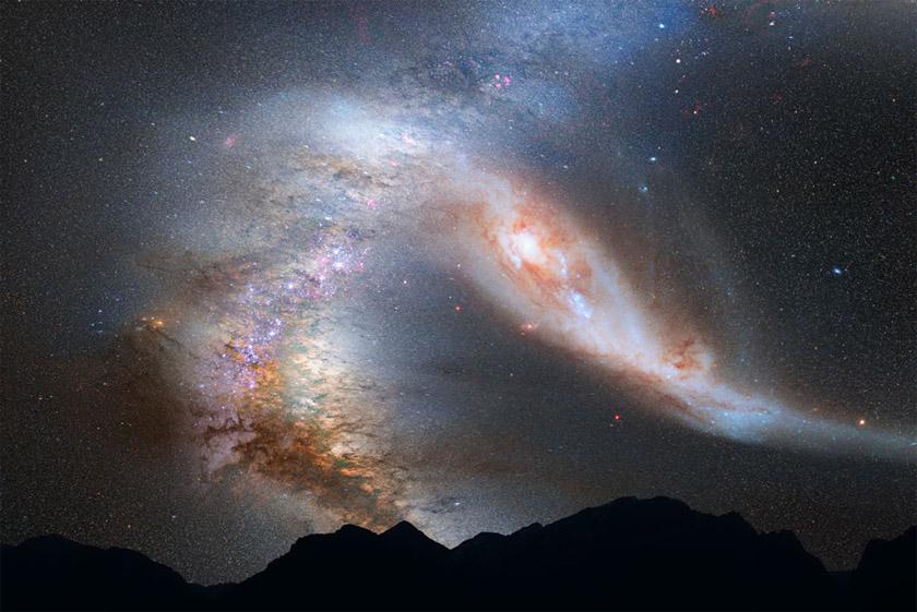 Могла ли квантовая механика создать Вселенную из ничего?